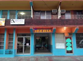 Hotel Iberia, La Ceiba