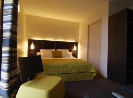 Hotel The Originals Montbrison Marytel (ex Inter-Hotel), Savigneux