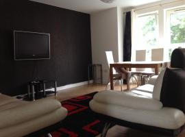 Bellway Commonwealth Apartment,