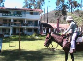 Hostal Country Macshi Wasi, Yungar