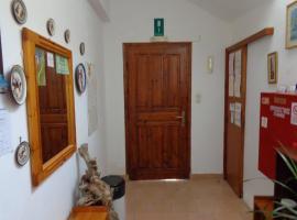 Savas Rooms, Palaiochóra