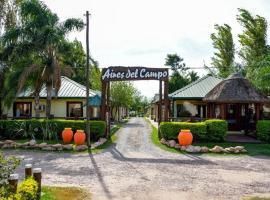 Aires del Campo Cabañas y Hotel, Concepción del Uruguay
