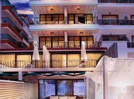 Nur Beach Hotel, Kaş