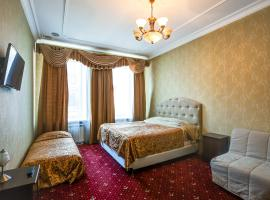 Hotel Bolshoy 19, St. Petersburg