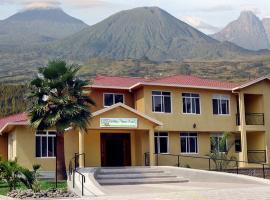 The Garden Place Hotel, Ruhengeri