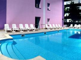 Residence Regent Beach, Бибионе