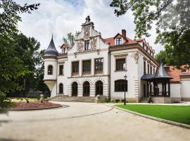 Pałac Polanka, Krosno
