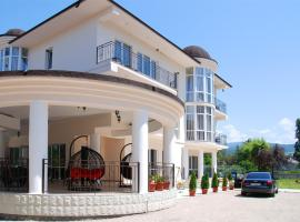 Aquarel Hotel, Tsandrypsh