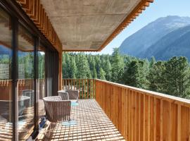 Alpine Lodge Chesa al Parc, Pontresina
