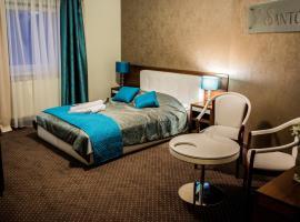 Hotel Santorini, Krakau