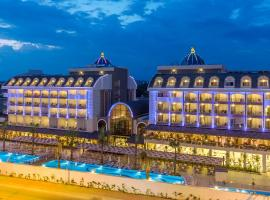 Mary Palace Resort & Spa - All Inclusive, Sidé