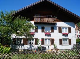 Ferienhaus Lila, Hittisau