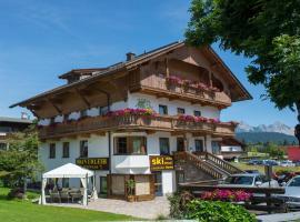 Das Edelweiss, Seefeld in Tirol