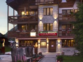 Apart-hotel Channa, Saas-Almagell