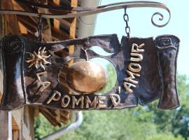 La Pomme d'Amour, Honfleur