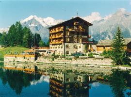 Hotel zum See, Grächen