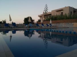 Gerona Mare Apartments, Gerani Chanion