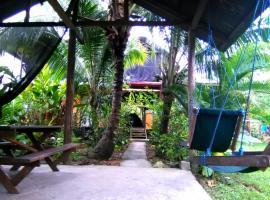 Hostal Camping La Y Griega, Bocas del Toro