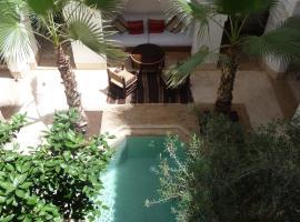 Riad Matham, Marrakesz
