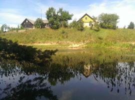 Lithuanian Authentic House, Putriškės