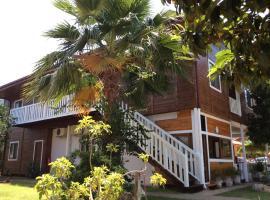 Palm Konak Hotel, Çıralı