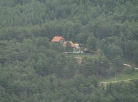 Dikencik Cottages, Üzümlü