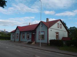 Vana Postimaja Accommodation, Suure-Jaani