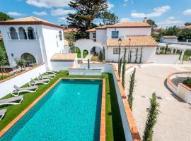 Résidence Prestige Odalys Les Villas Milady, Biarritz