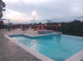 Finca Hotel El Turin, Montenegro