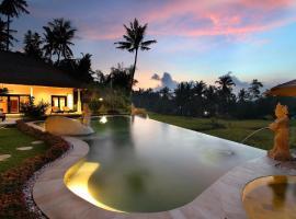 Frangipani Villas, Ubud