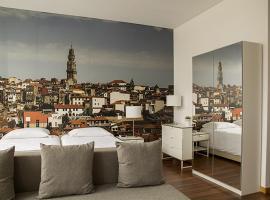 Clerigos View, Porto