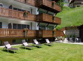 Jolimont Apartments, Zermatt