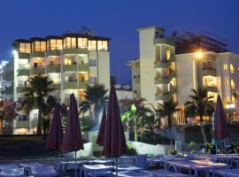 Krizantem Hotel, Alanya