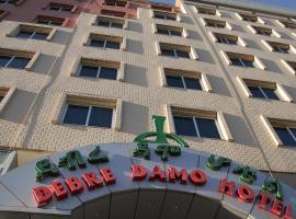 Debredamo Hotel, Addis Ababa