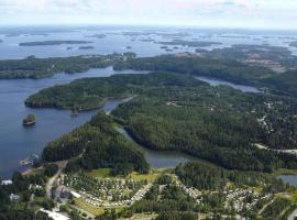 Rauhalahti Holiday Cottages, Kuopio