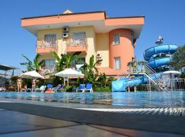 Yavuzhan Hotel, Side
