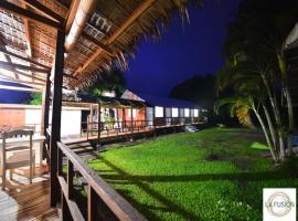 La Fusiòn Garden Resort, Dumaguete