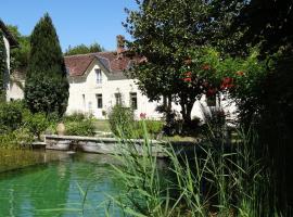 Jardin de Canaan, Saint-Julien-de-Chédon