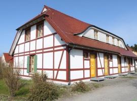 Ferienwohnung in Bakenberg auf Rügen, Nonnevitz