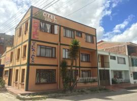 Villa Alix, Paipa