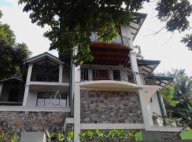 Hantane Naturesvilla Home Stay, Kandy
