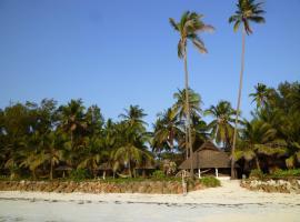 Paradise Beach Bungalows, Paje