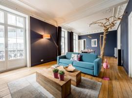 Smartflats Design - La Gaité, Брюссель
