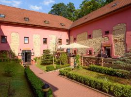 Hotel Stary Pivovar, Praga