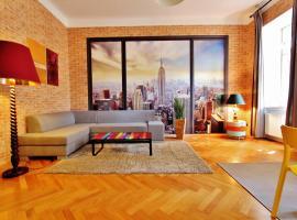 TOP Apartment Naschmarkt,
