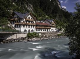 Gasthof Zillertal, Mayrhofen