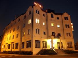 Hotel Theresia, Колин