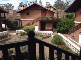 Hotel y Hosteria Natabuela, Natabuela