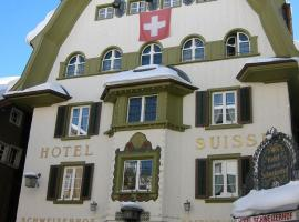 Hotel Schweizerhof, Andermatt