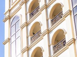 Shirvan Hotel & SPA, Şamaxı